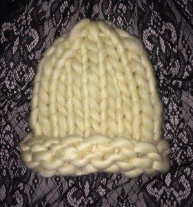 Объемная шапочка