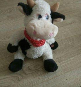 Корова игрушичная