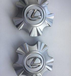 Колпачки на диски Лексус