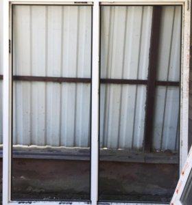 Пластиковые окна, балконный блок. Срочно. Торг.