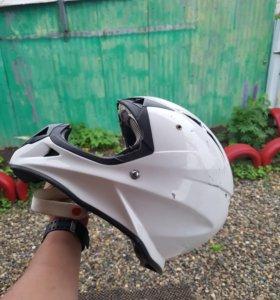 Продам шлем без козырька