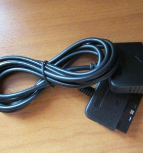 Удлинитель провода для геймпадов PS1/2