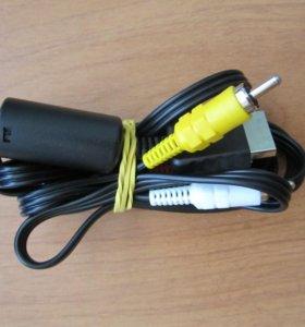 Композитный кабель для подключения PS1/2/3 к TV
