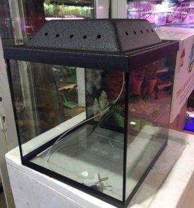 Акватеррариум 30 литров