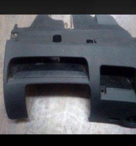Пластик под руль защита снизу руля VW B5+ (В5)