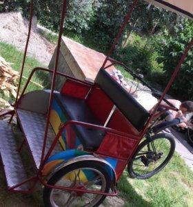 Вело рикша