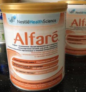 Альфаре/Alfare молочная смесь