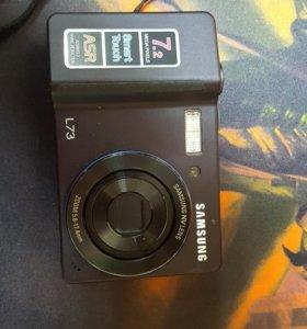 фотоапарат цифровой Самсунг L73