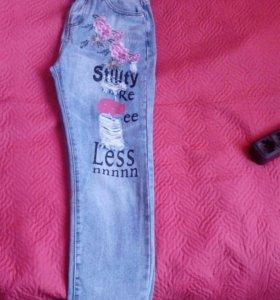 Продам джинсы(женские,размер L)