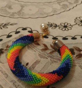 Браслет- радуга