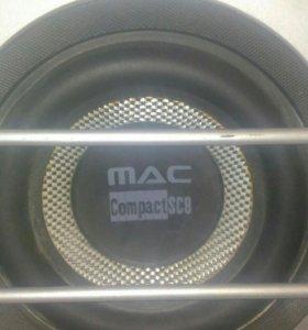 САБВУФЕР MAC COMPACT S C 8