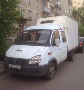 Газель 33023 рефрежератор