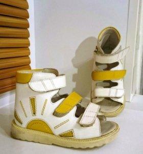 Антивальгусные сандали для девочки Sursil Orto