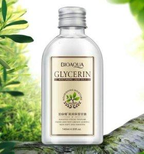 Глицерин с оливковым маслом