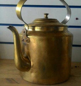 Чайник латунный 50 г