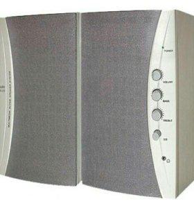 Колонки компьютерные SVEN SPS-608
