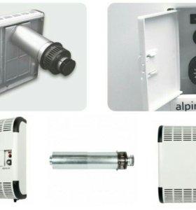 Газовый конвектор alpine air 30