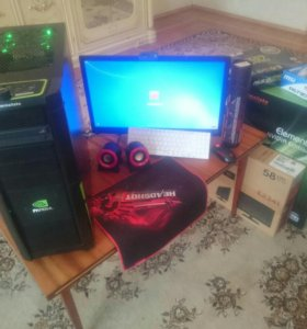 Настольный компьютер полный комплект торг