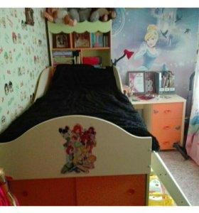 Детская Модульная кровать.