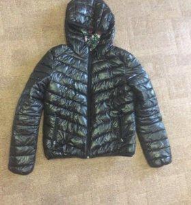 Куртка женская на синтепоне ультралегкая