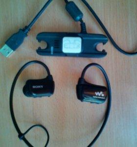 Новый водонепроницаемый Sony Walkman mp3