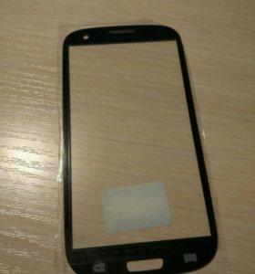 Стекло дисплея Samsung galaxy s3