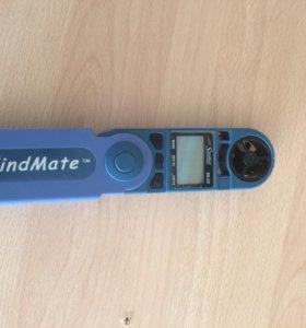 Прибор для измерение параметров ветра