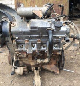 Двигатель 1.5 8клап ваз