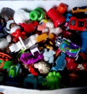 Игрушки от киндер-сюрпризов