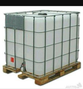 Бочка 1 куб