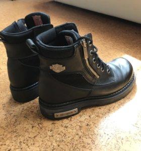 Ботинки Harley Davidson