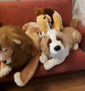 Красивые ,мягкие игрушки!!