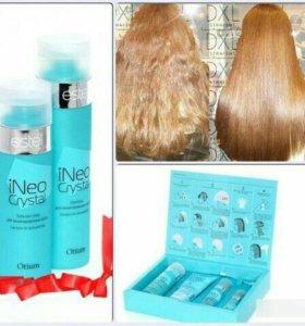 Набор для ламинирования волос INeo Crystal,estel