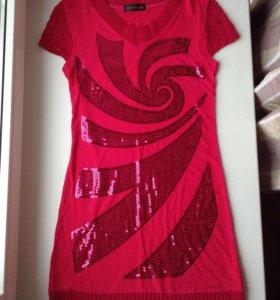 Платье-туника р-р 44-46