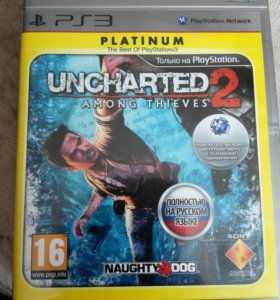 Игра для PS3 UNCHARTED2