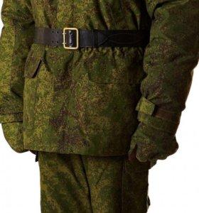 Зимний комплект военный (бушлат, ватники)