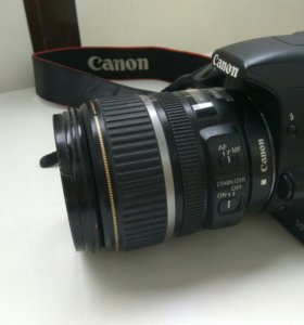 Canon 17-85 4-5,6 is usm