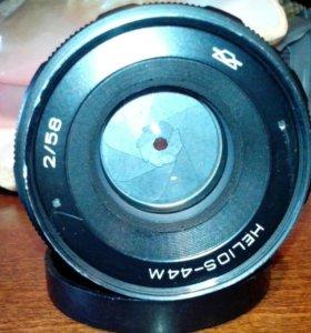 Объектив Гелиос 44М для Nikon.