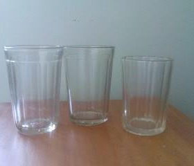 Граненые стаканы СССР
