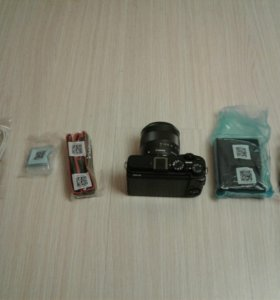 Системная камера Canon EOS M3
