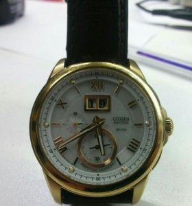 Часы citizen ecodrive