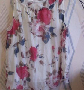 Блузка на брительках