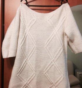Шикарный свитер- платье