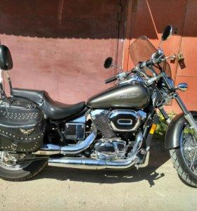 Мотоцикл Honda shadow spirit vt 750