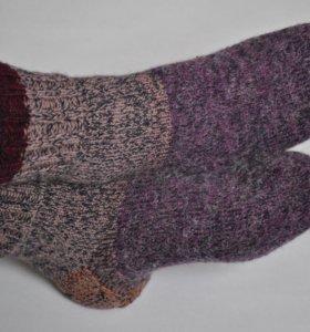 Носки шерстяные