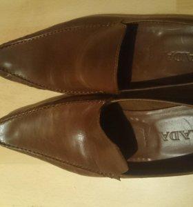 НОВЫЕ!Туфли мужские. Италия.