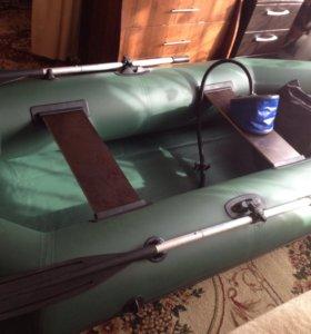 Надувная лодка из ПВХ(новая)УФА
