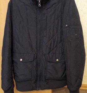 Tommy Hilfiger оригинальная, демисезонная куртка.