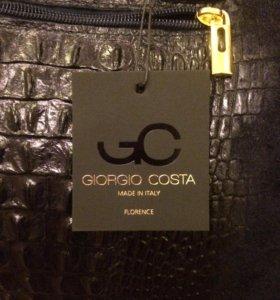 Сумка новая итальянская Giorgio Costa
