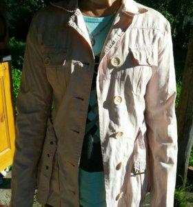 Куртка-ветровка, размер 42-44